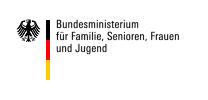 Bundesministerium für Familie, Senioren, Frauen und Jugend Logo